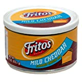 Fritos Mild Cheddar Cheese Dip, 9 Ounce