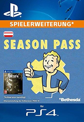 Fallout 4 - Season Pass [Spielerweiterung] [PS4 PSN Code - österreichisches Konto]