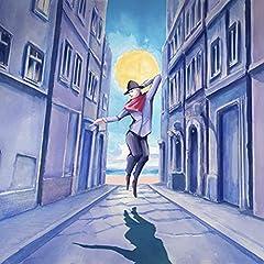 ヨルシカ「月に吠える」のCDジャケット