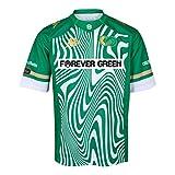Kappa Cream Real Betis, Shirt, Hombre, Verde, M