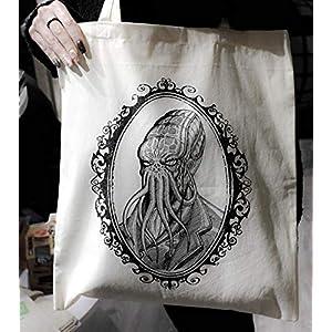 Cthulhu Lovecraft Tasche