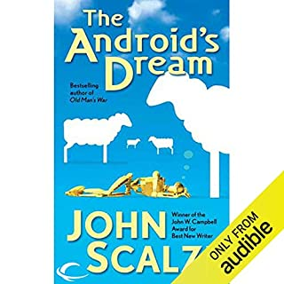 Page de couverture de The Android's Dream