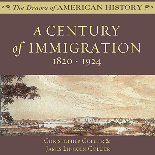 A Century of Immigration copertina