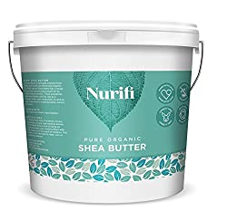 Nurifi Shea Butter is 100% Organic, Pure, Raw and Unrefined. The healing qualities of Shea butter are due to the presence of several fatty acids and plant sterols, namely oleic, stearic, palmitic and linolenic acids. These oil-soluble components are ...