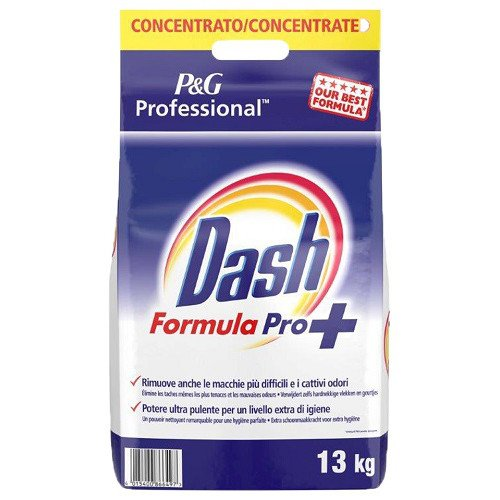 Dash lavatrice Pro Plus sacco da kg.13 oltre 500 lavaggi