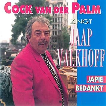 Zingt Jaap Valkhoff