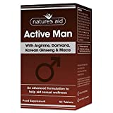natures aid Active Man Tablets -...