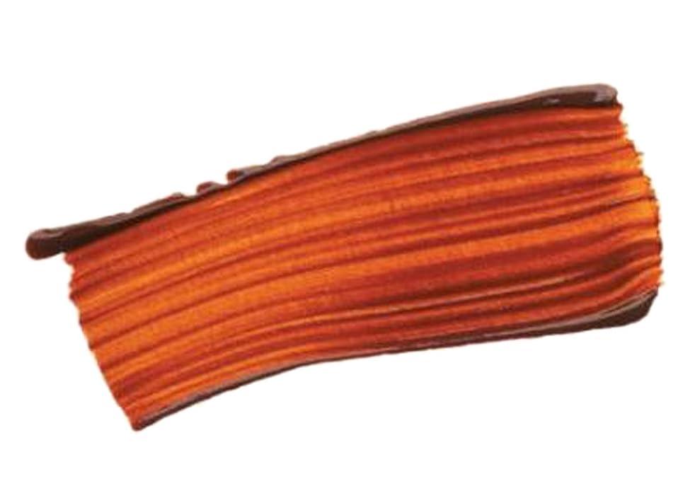 4 Oz Fluid Acrylic Color Paint Color: Transparent Red Iron Oxide
