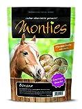 Monties - Spuntini per cavalli, estrusi, diametro: circa 4,5 cm, 500 g