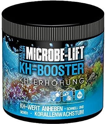 MICROBE-LIFT 9050-M KH Booster – Soutien-Gorge en Carbone pour Eau Douce et Eau de mer avec bactéries utiles