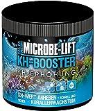 MICROBE-LIFT KH Booster – Dureza de carbonato para acuarios de Agua Dulce y Agua de mar con bacterias útiles, 250 g