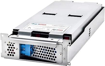 APC Smart UPS 1000VA USB /& Serial RM 1U 120V SUA1000RM1U Compatible Replacement Battery Cartridge by UPSBatteryCenter