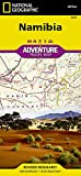 Namibia (National Geographic Adventure Map, 3209)