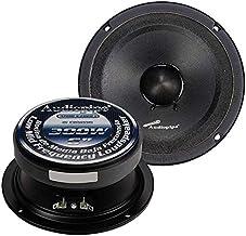 """$144 » (6) Audiopipe APMB-638SB-C 3 Pairs 6"""" Sealed Back Full Range Loudspeakers Car Audio"""