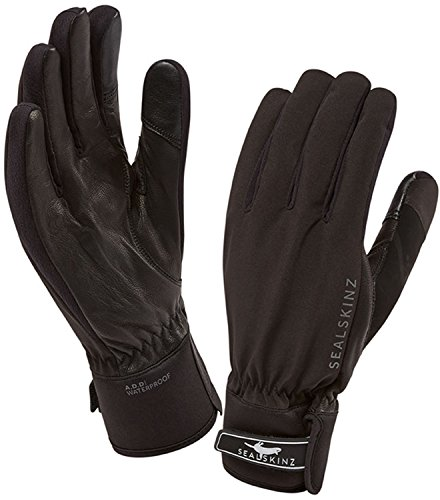 SealSkinz Herren Handschuhe All Season, Black, XXL