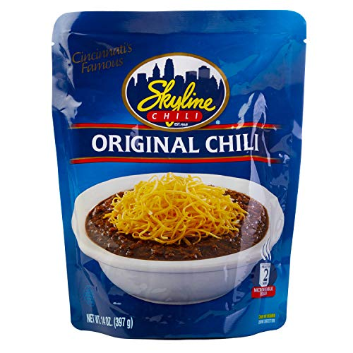Skyline Chili Microwaveable Pouch