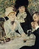 Pierre-Auguste Renoir – After Lunch 1879 Pierre-Auguste