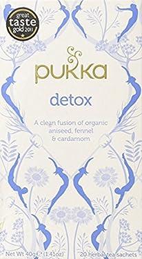 Pukka Infusion Desintoxicante 20 Bl Bio 80 g