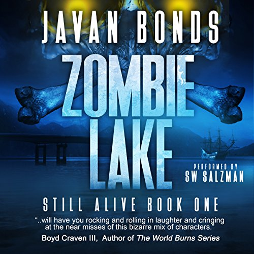 Zombie Lake cover art