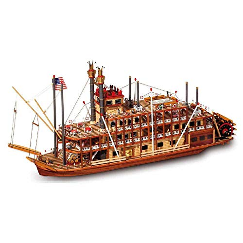 Occre 14003 Mississippi 1:80 Scale Shipbuilding Kit