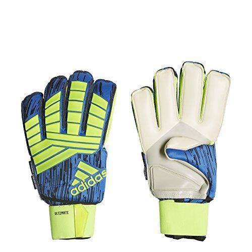 Predator Adidas Ultimate Fingersave Goalie Gloves (9)