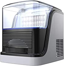 Machine à glaçons Comptoir de fabrication de glace machine, petite Mini automatique taille moyenne Transparent Ice Cube ma...