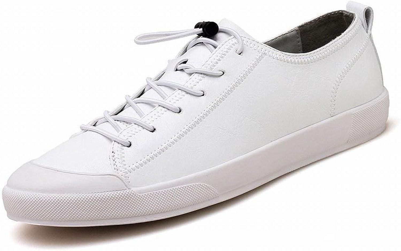 HhGold Beiläufige Schuhe Der Mode-Tendenz Bequeme Allgleiches Beschuht die Schuhe Der Belegbelegabnutzungs-Männer (Farbe   Weiß, Größe   39)  | Sale Deutschland