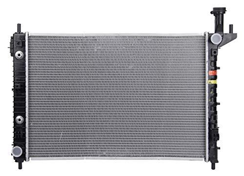 Spectra Premium CU13007 Complete Radiator for Buick/GMC