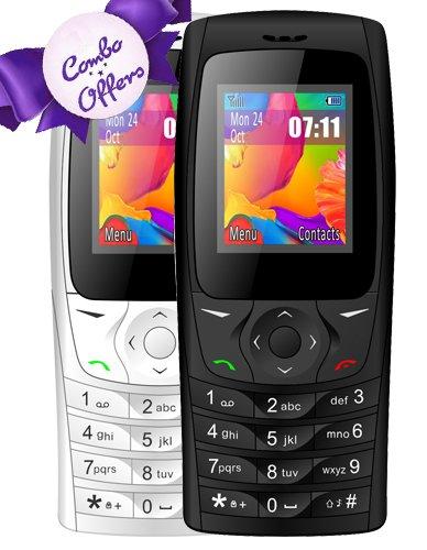 IKALL K6610 Dual SIM 18 inch Display Basic Feature Mobile P