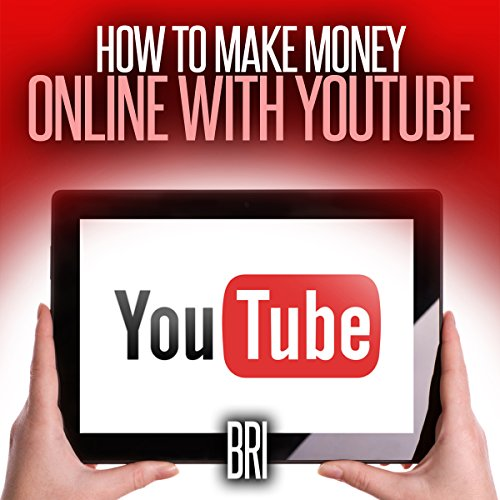 How to Make Money Online with YouTube audiobook cover art