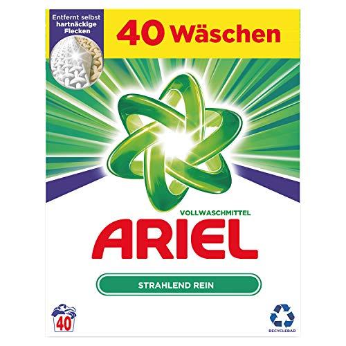 Ariel Ariel Vollwaschmittel Pulver 2.6kg- 40Waschladungen, 2600 g