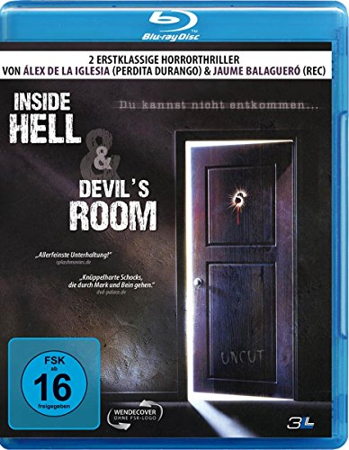 Inside Hell & Devil's Room [Alemania] [Blu-ray]