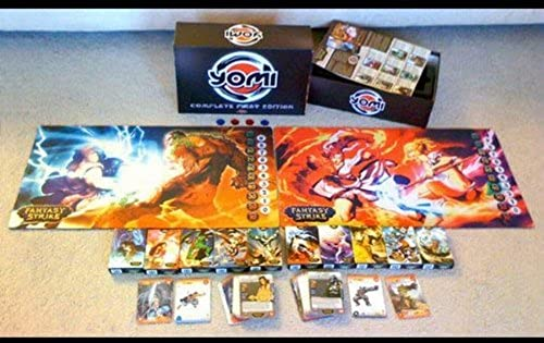 Yomi Complete First Edition