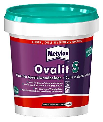 Metylan 44419 Ovalit S Spezialwandbelags-Kleber 900 g