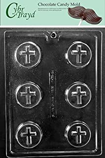 Best chocolate cross candy molds Reviews