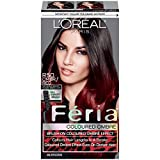 Feria Brush-on Ombre Effect Hair Color, R50 Ombre Red (Packaging May...