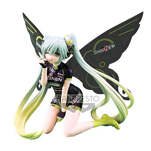 Hatsune Miku Racing Figur 2017 Sammlerstück 27067