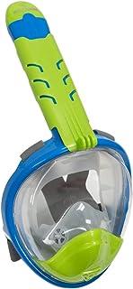 Atlantis 3.0 Full Face Mask - Snorkelmasker - Kids - Blauw/Groen