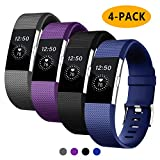 Best Fitbit Replacement Bands - Fondenn Bands Compatible with Fitbit Charge 2 Review