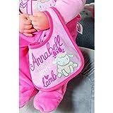 Zapf Creation 794999 Baby Annabell Puppe Annabell mit lebensechten Funktionen und Zubehör 43 cm, rosa - 7
