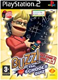 Buzz! The Schools Quiz - Solus (PS2)
