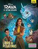 Raya y el último dragón. Libro de pegatinas (Disney. Raya y el...
