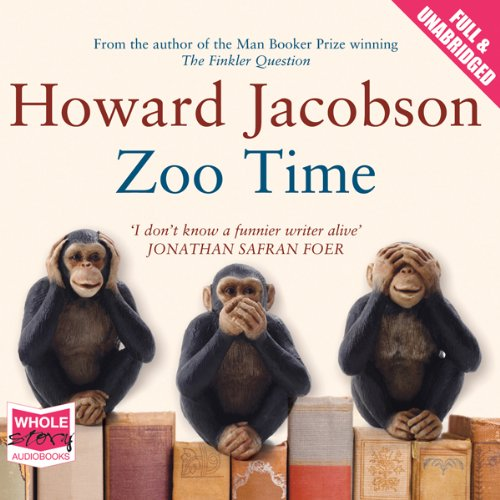 Zoo Time audiobook cover art