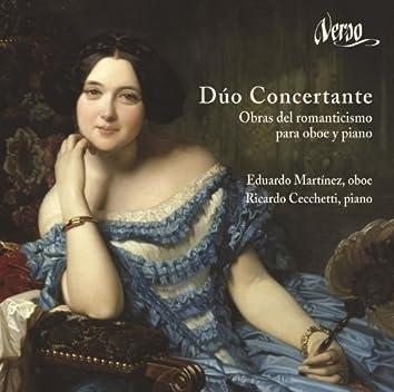 Dúo Concertante: Obras del romanticismo para oboe y piano