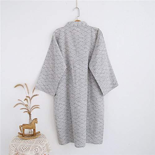 YTNGA pyjama pyjama Sets Robes Suits Nachtjapon Katoen Slaapmode Badjas Draag Huiskleding