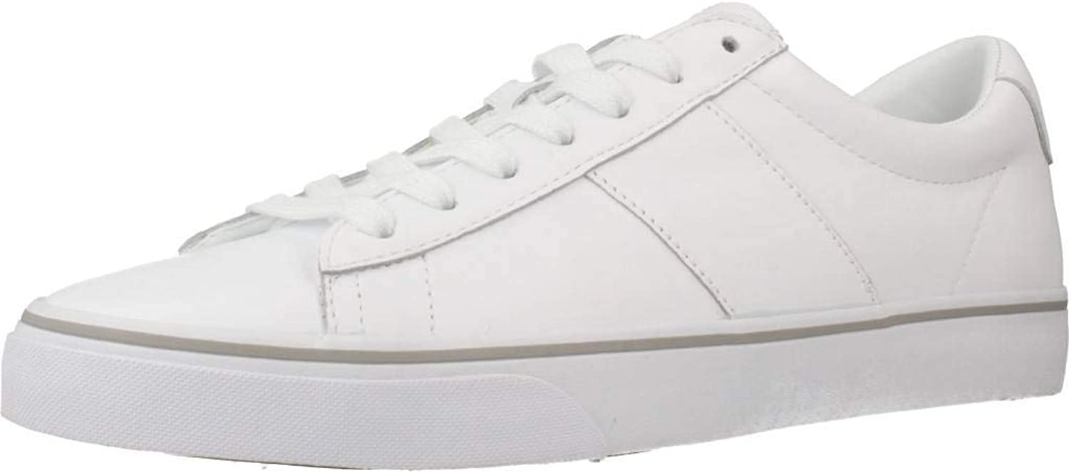 Polo Ralph Lauren Sayer Trainers White