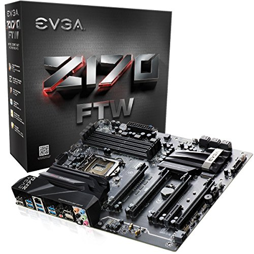 EVGA-USB 3,0 Z170 Intel ATX Motherboard