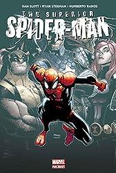 Superior spider-man - Tome 02 de SLOTT+RAMOS+STEGMAN