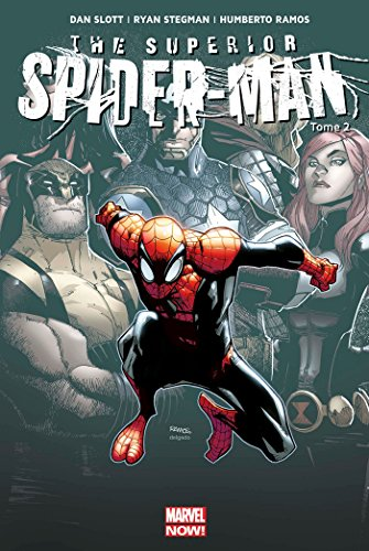 SUPERIOR SPIDER-MAN T02
