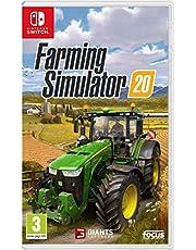 Farming Simulator 2020 (Nintendo Switch)